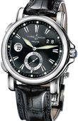 Ulysse Nardin Dual Time 243-55/92 GMT Big Date 42mm