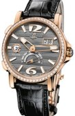 Ulysse Nardin Dual Time 246-55B/69 GMT Big Date 42mm