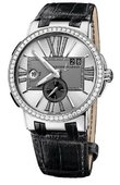 Ulysse Nardin Executive Dual Time 243-00B/421 Executive Dual Time 43mm