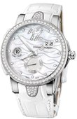 Ulysse Nardin Executive Dual Time Lady 243-10B/691 Executive Dual Time Lady