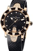 Ulysse Nardin Часы Ulysse Nardin Lady Diver 8106-101E-3C/12 RG Diamonds