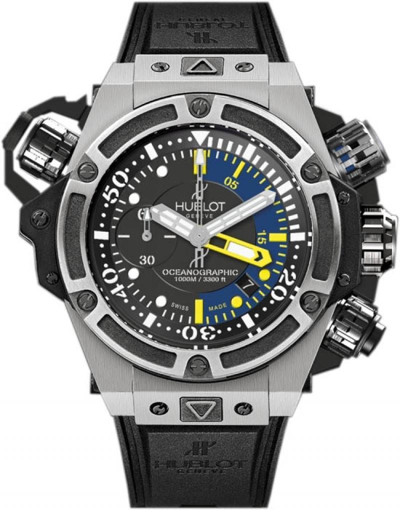 Титановый корпус Швейцарский механизм Отличные часы