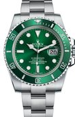 Rolex Submariner 116610LV Date 40mm Steel