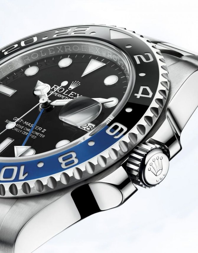 Rolex 116710 BLNR GMT-Master II 40mm Steel - фото 3