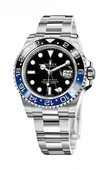 Rolex Часы Rolex GMT-Master II 116710 BLNR 40mm Steel