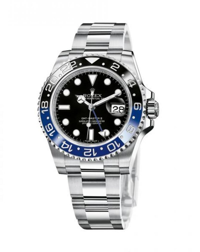 Rolex 116710 BLNR GMT-Master II 40mm Steel - фото 1