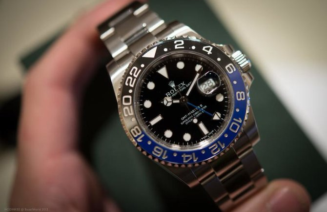 Rolex 116710 BLNR GMT-Master II 40mm Steel - фото 5