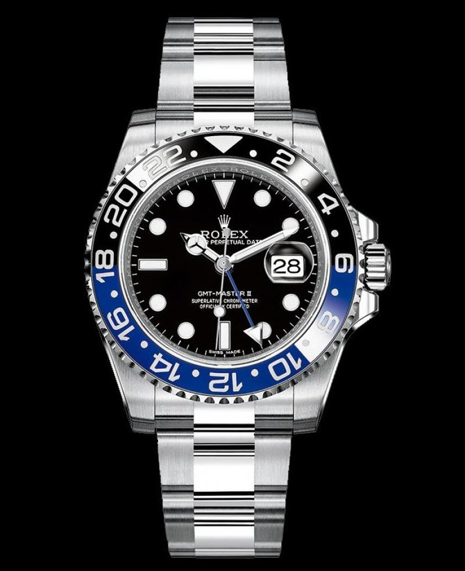 Rolex 116710 BLNR GMT-Master II 40mm Steel - фото 7