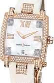 Ulysse Nardin Caprice 136-91FC/301 Full Diamonds
