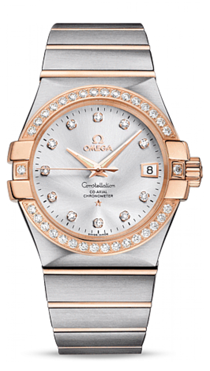 Omega 123.25.35.20.52-001 Constellation Ladies Co-axial - фото 1