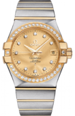 Omega Constellation Ladies 123.25.35.20.58-001 Co-axial