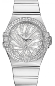 Omega Constellation Ladies 123.55.31.20.55-011 Co-axial