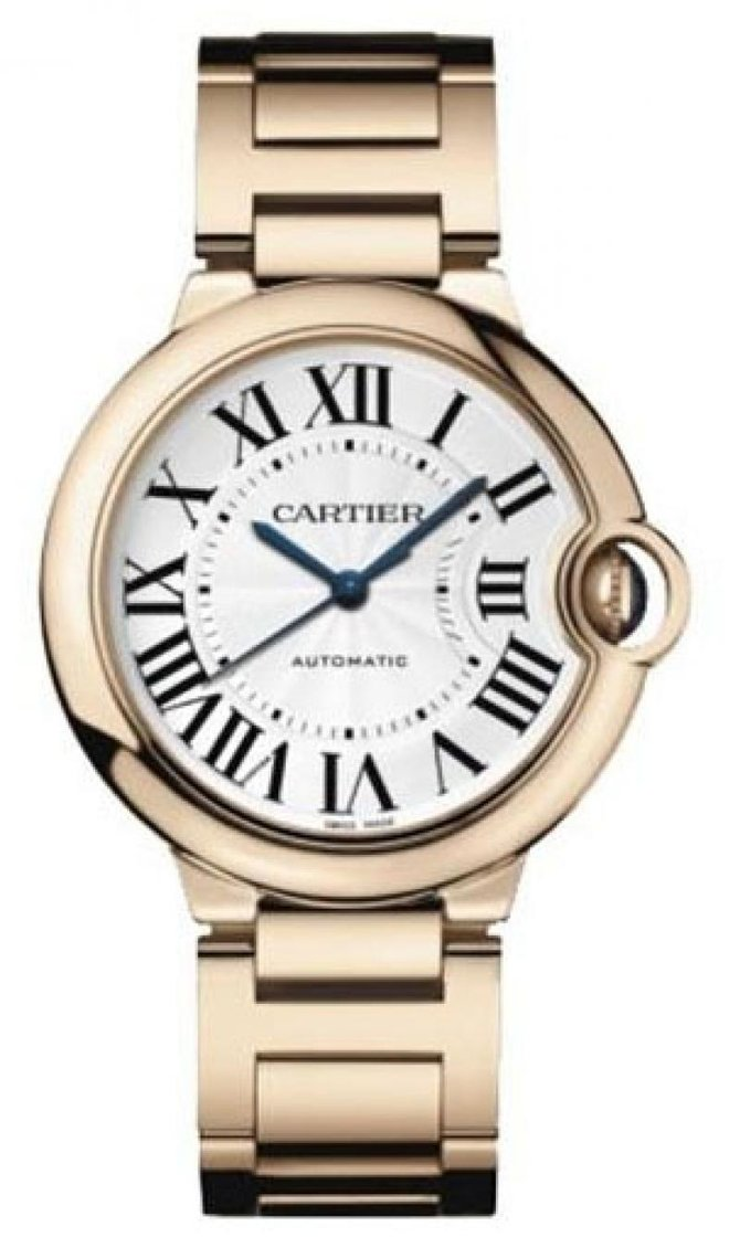 Cartier W69004Z2 Ballon Bleu de Cartier 36mm - фото 1