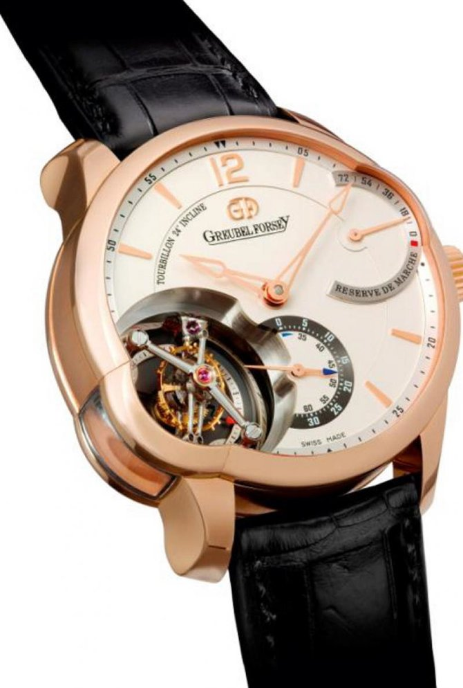 Greubel Forsey 9000 1151 Tourbillon 24 Secondes Tourbillon 24 Secondes - фото 1