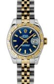 Rolex Datejust Ladies 179313 bsj 26mm Steel and Yellow Gold
