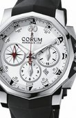 Corum Admirals Cup Challenger 753.671.20/F371 AA52 Admiral`s Cup Challenger Chrono 44