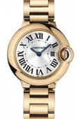 Cartier Ballon Bleu de Cartier W69002Z2 Ballon Bleu de Cartier Small Quartz