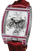 Corum Golden Bridges 382.856.69/0F86 0000 Golden Tourbillon Panoramique Diamants