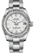 Rolex Datejust 178274 wso Datejust 31mm Steel and White Gold