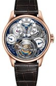 Zenith Academy Christophe Colombe Hurricane Grand Voyage RG
