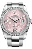 Rolex Datejust Ladies 116244 pink 36 mm