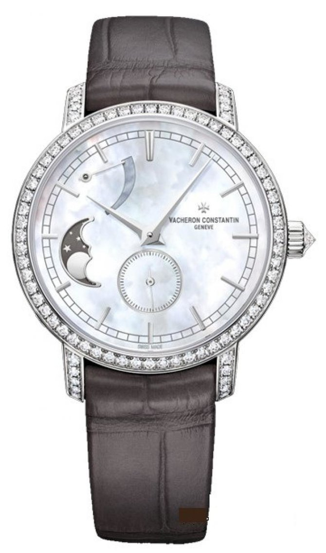 Vacheron Constantin 83570/000G-9916 Traditionnelle Lady Traditionnelle Moon Phase and Power Reserve