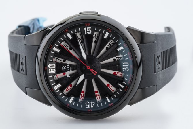 A4018/2 Perrelet Limited Editions Turbine 007 Specialties