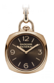 Officine Panerai Special Editions PAM00447 2014 Pocket Watch 3 Days Oro Rosso