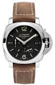 Officine Panerai Luminor PAM00537 1950 3 Days GMT Power Reserve Automatic Acciaio