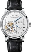 "A.Lange and Sohne Richard Lange 760.026F Tourbillon ""Pour le Merite"""