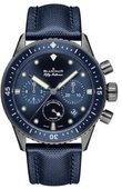 Blancpain Fifty Fathoms 5200-0240-52A Ocean Commitment Bathyscaphe Chronograph Flyback