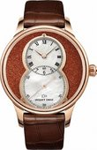 Jaquet Droz Legend Geneva J014013340 Grande Seconde Sunstone