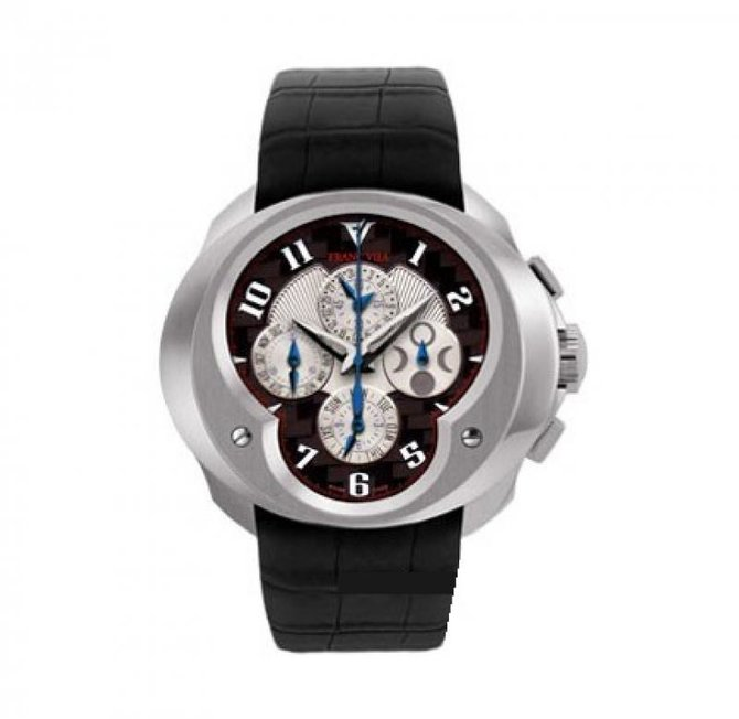 Franc Vila FVa9 White Gold Complication Chronograph Master Grand Sport