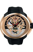 Franc Vila Часы Franc Vila Montre Contemporaine Grande Complication Tourbillon Intrepido SuperLigero Skeleton 47 mm