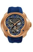 Franc Vila Часы Franc Vila Montre Contemporaine Grande Complication FVa №1 120 hours Power Reserve Tourbillon Planetaire Red Gold