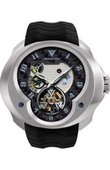 Franc Vila Часы Franc Vila Montre Contemporaine Grande Complication FVa №1 Black White Dial Tourbillon Planetaire White Gold