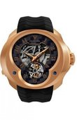 Franc Vila Часы Franc Vila Montre Contemporaine Grande Complication FVa №3 Red Gold Tourbillon Repetition Minute