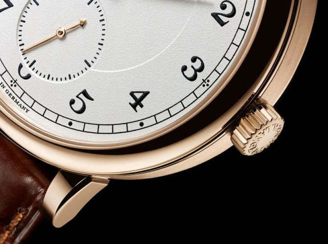 236.050 A.Lange and Sohne Anniversary of F.A. Lange in Honey Gold 1815