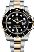 Rolex Submariner 116613LN Steel and Yellow Gold Ceramic