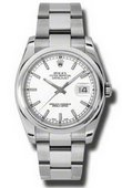 Rolex Datejust 116200 wso Steel