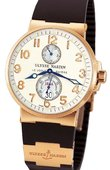Ulysse Nardin Часы Ulysse Nardin Maxi Marine Chronometer 41mm 266-66-3 Rose Gold