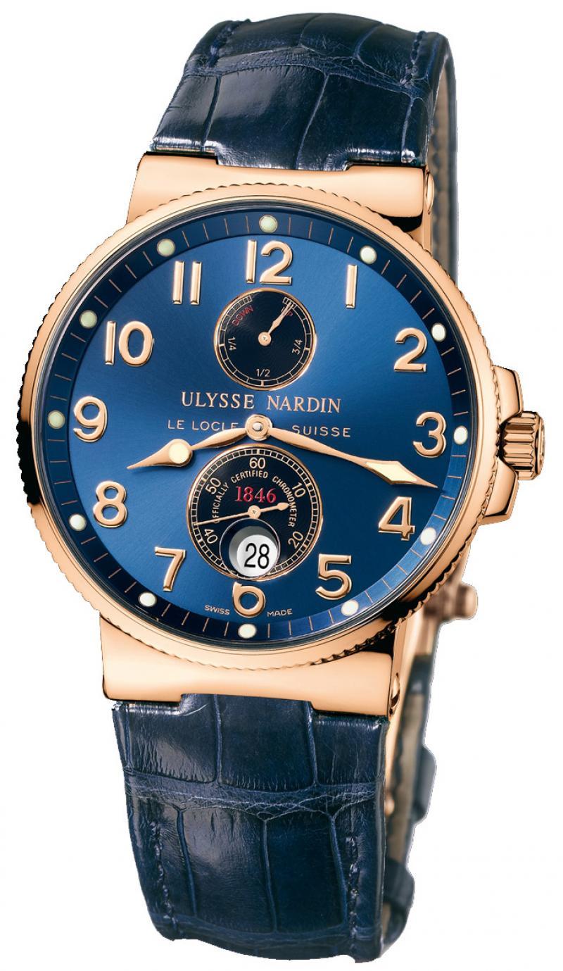 заключается лишь часы ulysse nardin maxi marine chronometer цена этих