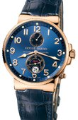 Ulysse Nardin Часы Ulysse Nardin Maxi Marine Chronometer 41mm 266-66/623 Rose Gold