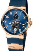 Ulysse Nardin Часы Ulysse Nardin Maxi Marine Chronometer 41mm 266-66-3/623 Rose Gold
