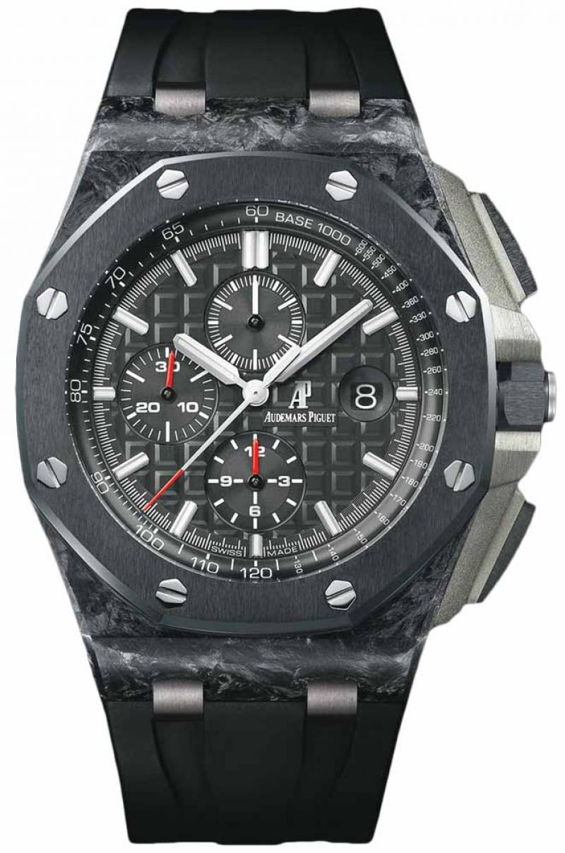 26400AU.OO.A002CA.01 Audemars Piguet Chronograph 44mm Royal Oak Offshore