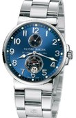 Ulysse Nardin Maxi Marine Chronometer 41mm 263-66-7/623 Steel