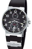 Ulysse Nardin Maxi Marine Chronometer 41mm 263-66-3/62 Steel