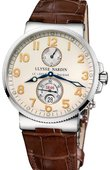 Ulysse Nardin Часы Ulysse Nardin Maxi Marine Chronometer 41mm 263-66/60 Steel