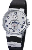Ulysse Nardin Maxi Marine Chronometer 41mm 263-66-3 Steel