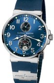 Ulysse Nardin Maxi Marine Chronometer 41mm 263-66-3/623 Steel
